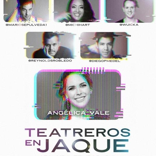 Teatreros en Jaque, 2da Temporada 25Ago20