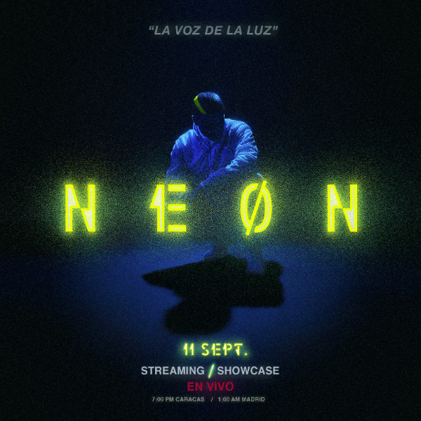 NEØN. - live streaming showcase
