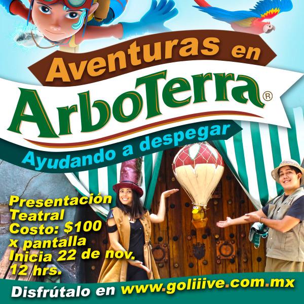 Aventuras en ArboTerra