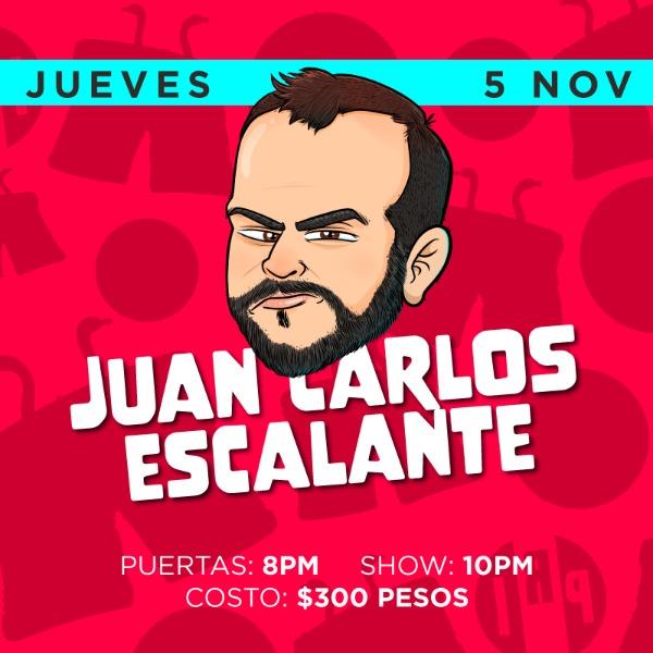 Juan Carlos Escalante