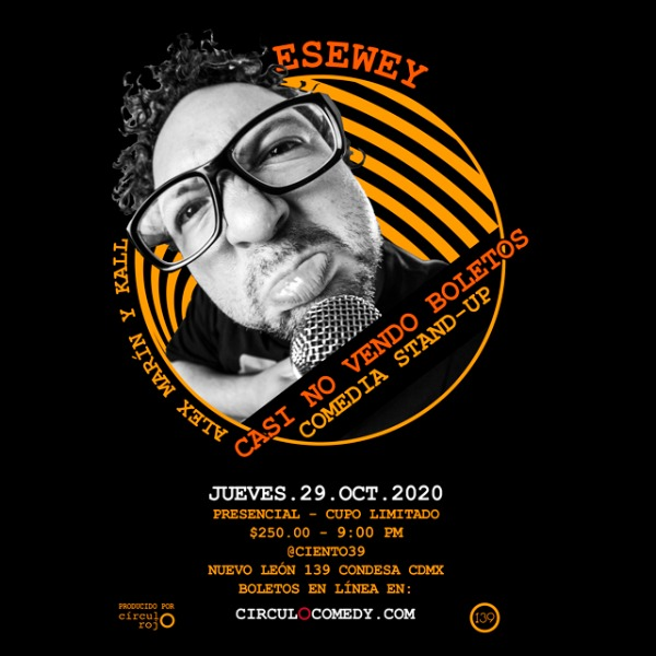 Casi No Vendo Boletos - Esewey