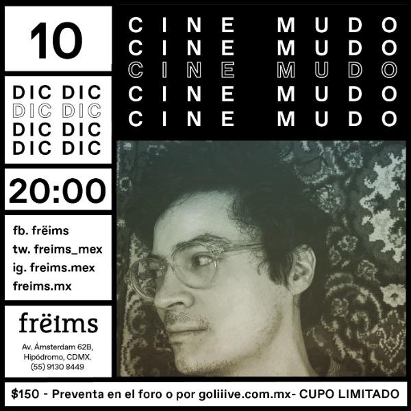 Cine Mudo en Frëims