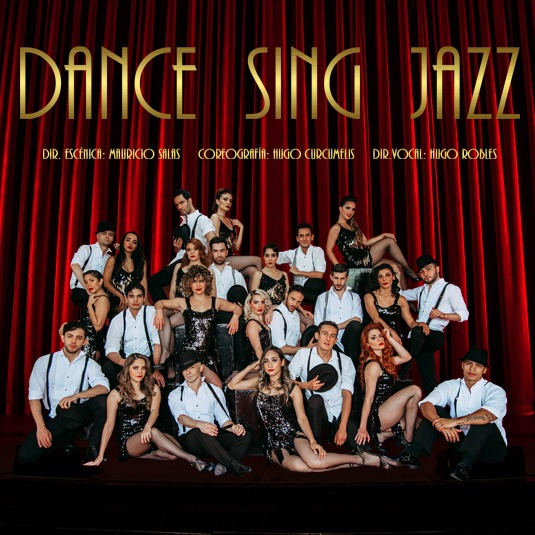Dance Sing Jazz, Un Show De Jazz Swing Y Big Band