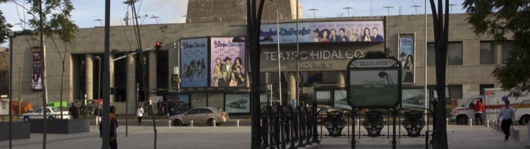 Teatro Hidalgo Ignacio Retes