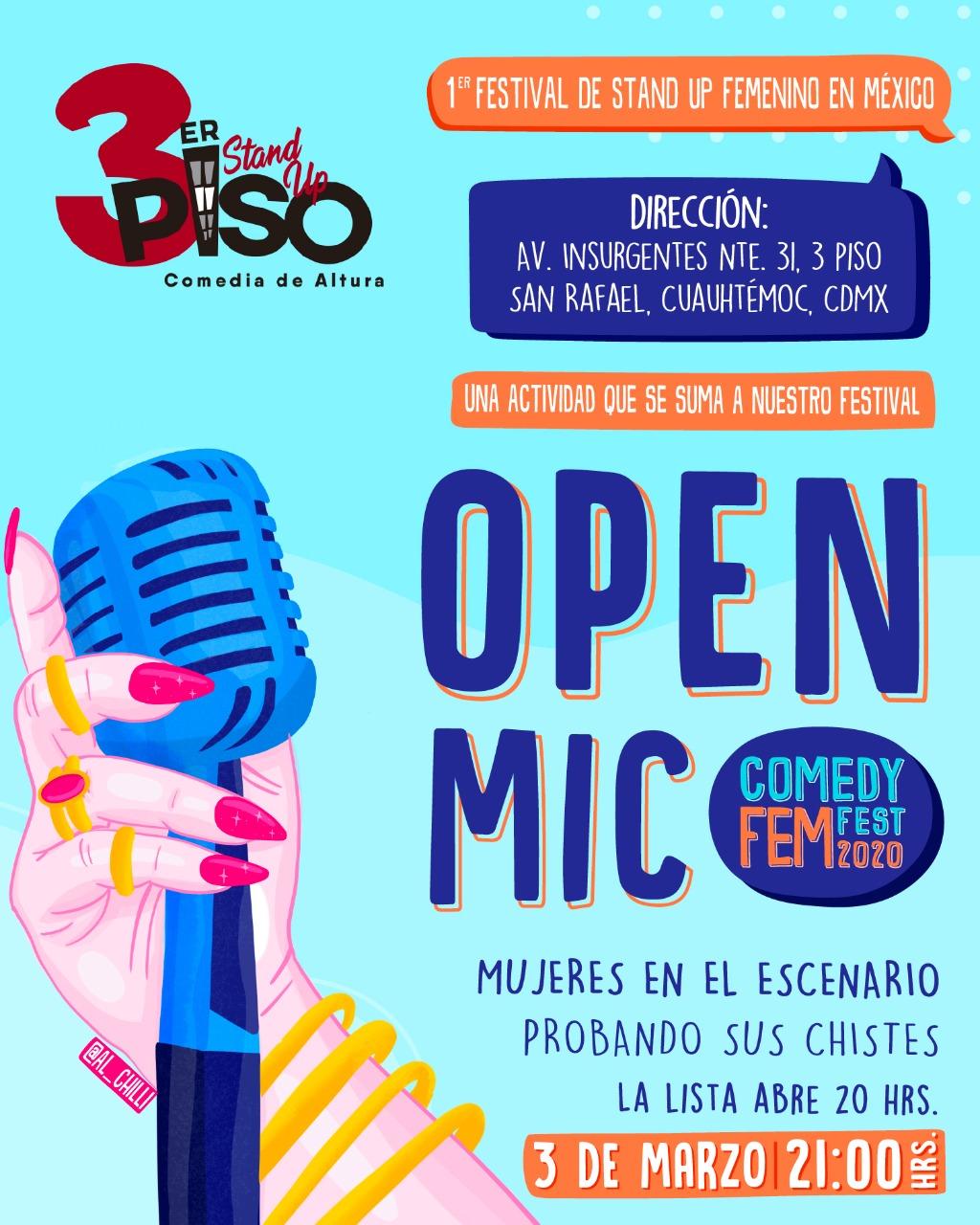 3er Piso Comedy Club