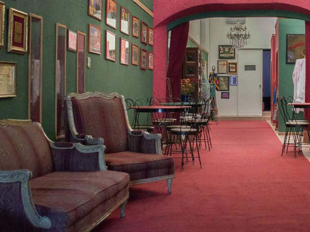 Centro Cultural Sylvia Pasquel