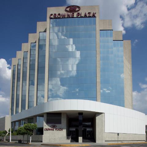 Crowne Plaza CDMX