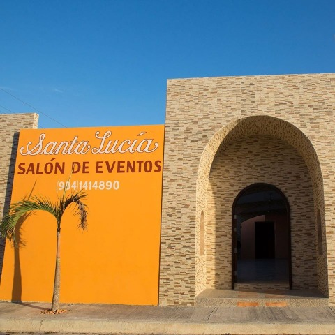 Santa Lucia - Salón de eventos