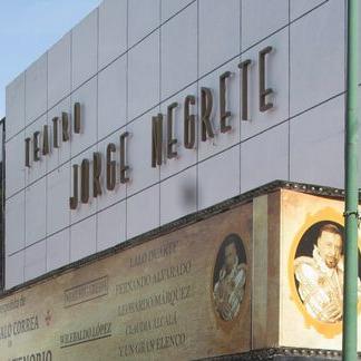 Teatro Jorge Negrete